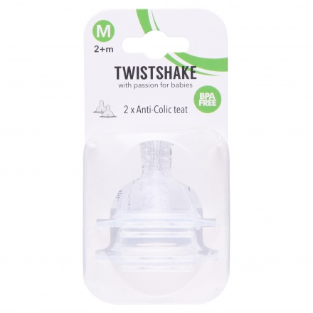 Twistshake Teat - Set of 2