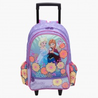 Frozen Printed Roller Backpack