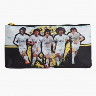 Real Madrid Rectangular Pencil Case