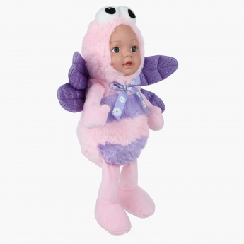 Juniors Plush Dragonfly Baby Soft Toy