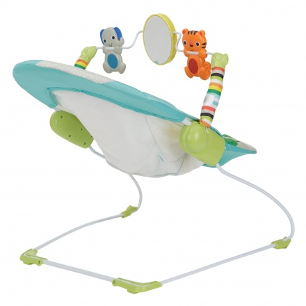Bright Star Kids II Jungle Stream Bouncer