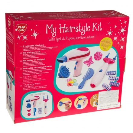 Playgo My Hairstyle Kit