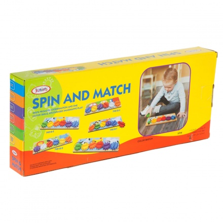 Juniors Spin And Match