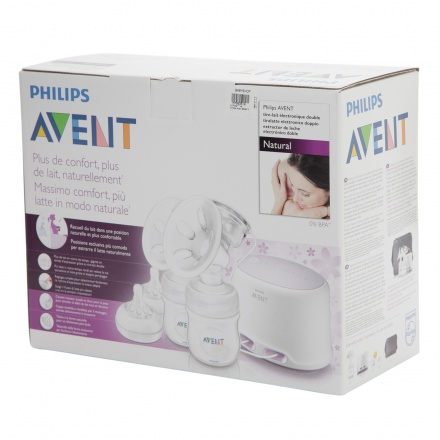 philips avent twin electric breast pump free dect baby monitor worth aed 52. Black Bedroom Furniture Sets. Home Design Ideas