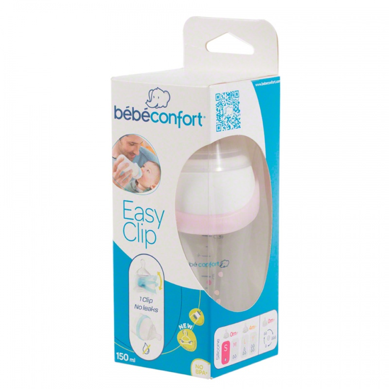 Bebeconfort Easy Clip Bottle - 150ml