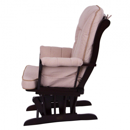 Giggles Glider Chair and Ottoman
