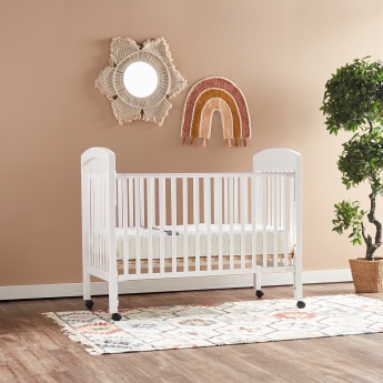 Juniors Margaret Wooden Crib
