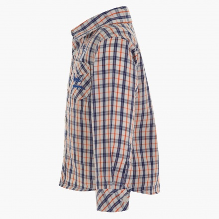 Juniors Chequered Shirt