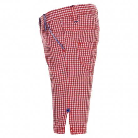 Jsp Chequered Shorts