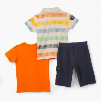 Juniors Printed 3-piece Set