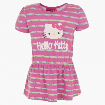 Hello Kitty Printed T-shirt