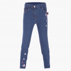Hello Kitty Full Length Jeans