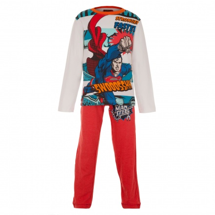 Superman T-shirt and Pant Set