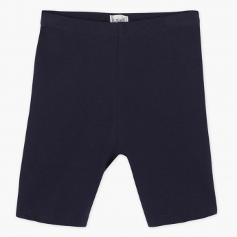 Juniors Solid Colour Bike Shorts