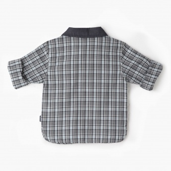 Giggles Chequered Casual Shirt