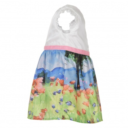 Juniors Printed Dress