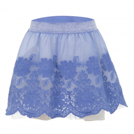 Juniors Lace Skirt