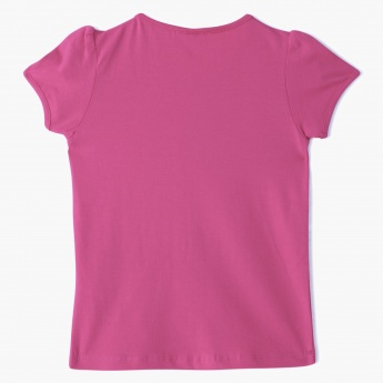 Juniors Solid Colour T-Shirt