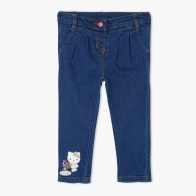 Hello Kitty Denim Pants