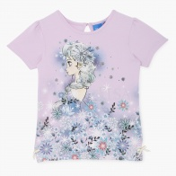 Frozen Printed T-Shirt