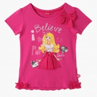 Barbie Embellished T-Shirt