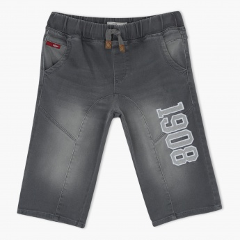 Lee Cooper Shorts with Elasticised Waistband